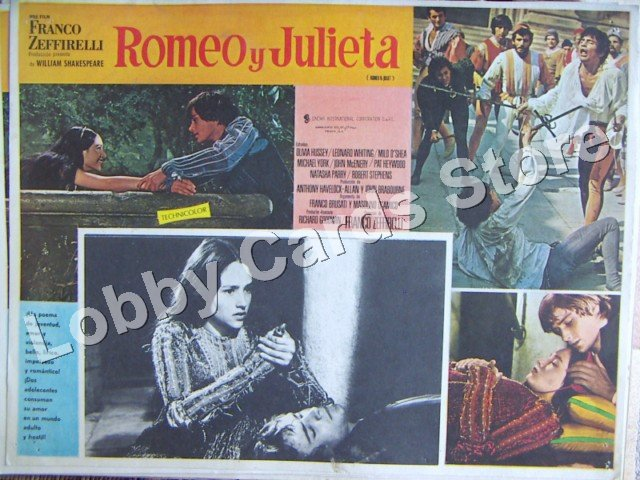 FRANCO ZEFFERELLI - /ROMEO Y JULIETA